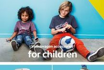 Kids & Family / Volkswagen understands what kids and families need. Right here you can find many things to make life easier and more beautiful. / by Volkswagen
