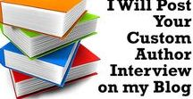 Custom Author Interviews / Custom Author Interviews will Tweet & Pin your books to thousands of readers. Read family-friendly ebooks and paperbacks. Share these finds with your family and friends!