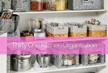Thirty One - Kitchen Organizing Ideas