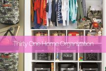 Thirty One - Home Organization / Shop my Thirty One Catalog at https://www.mythirtyone.com/karrireiser