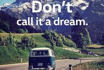 Volkswagen Passion / Volkswagen is more than just a car. It's a passion. Check out this board filled with inspiring images that convey a passion for driving, being on the road and, of course, Volkswagen. / by Volkswagen