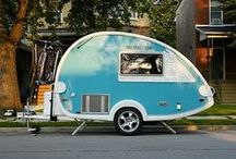 Campers, Caravans, Cars