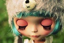 Beautiful Blythe / Photos & illustrations of Blythe.