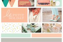 Color Inspiration / by Tiffany Kuehl Designs