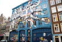 Amsterdam'da geziyorum... / Amsterdam'a seyahat edecekseniz bilmeniz gerekenler...