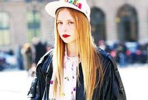 Street style & Fashion / by Nha Nguyen