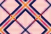 patterns and patterns / by Ellie Miranda