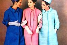 60's Fashions / by Nancy Pugh