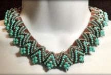 Beaded Necklaces / by Ilanit Kertis