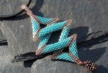 Beaded pendants / by Ilanit Kertis