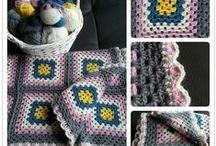 MaryAnnkamade: Crochet  / my crochet projects www.maryannka.de