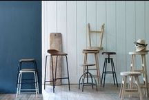 Collection | Stools & Chairs / We have extended of offering of seating to suit everyone, so whether you are taking a pew on one of our fabulous stools or looking to take a seat on our beautiful chairs, this is the place to come...