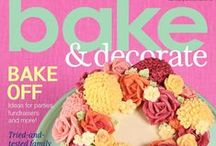 Bake & Decorate Magazine / For everyone who shares our passion for baking!