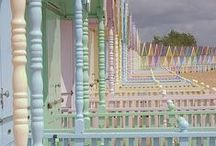 Candy Stripes / Candy Stripes | Striped home decor inspiration | 247Blinds.co.uk