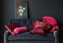 Boldly Black / Boldly Black | Black home decor inspiration | 247Blinds.co.uk