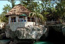 Karayipler'e tatil gidersek... / Hep merak ediyorduk bu minik ada ülkeleri nerede diye. Meğer hepsi Karayipler'de imiş. Karayipler, Kuzey ve Güney Amerika'nın birleştiği yerdeki tatil cenneti...