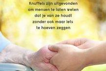 Alzheimer......Als je jezelf verliest... / by Edith van Witzenburg