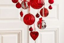 Deck the halls - Holiday Decor Inspiration / The holidays are a fun time to decorate the house so here are a few of our top picks from vintage to modern styles in home decor and window treatments.