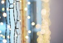 Decorate With  |  Naked Wire Lights / Our best selling Naked Wire Lights has been featured in Red Magazine's guide on the Best Ways to Use Fairy Lights, and their creative idea's have inspired our very own ways to decorate with our versatile lights. Here are some inspirational ways to use them > / by Cox & Cox