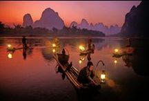 Uzak Doğu veya Çok Uzak Batı / Japonya, Tayland, Çin, Vietnam ve çekik gözlüler diyarı...