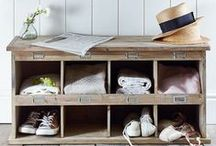 2015  |  Storage / With the start of Spring in sight, it's time to de-clutter and tidy away ahead of the big Spring clean.  We believe storage can be functional and fabulous, and we've got the perfect solution for every room. / by Cox & Cox