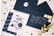 Pretty Pretty Paper / by Courtney Hill :: Dishie Rentals
