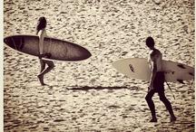 Bondi B&W / Black and White images of Bondi Beach