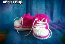 Crochet Arte Friki / My crochet works