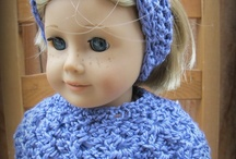 Crochet-Doll Clothes / by Marcia Zandstra