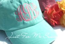 Everything Is Better With A Monogram / by Colleen Phelan