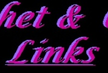 Crochet-Blogs and Links / by Marcia Zandstra