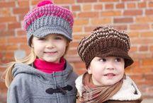 Crochet-Hats / by Marcia Zandstra