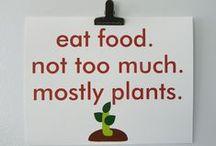 ☞ essen um zu leben ☜ / our go-to nutritious meals / by Tova Lova
