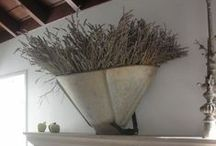 ANTIQUE BASKETS  / by Roberta Peters