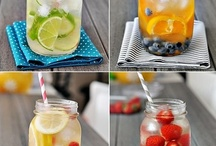 tasty drinks / by Courtney Mueller