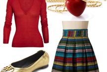 Teacher Outfit Ideas / Outfit Ideas I have successfully tried and loved or want to try. I just type in an item I have and get a great amount of ideas to go on. I love pintrest for this :) I thrive on being a fashionable preschool teacher. My students love what I wear added on to how fun I am while teaching them.