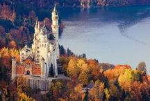 I want to go to Germany / by Amanda Reynolds (Schleuss)