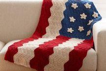 Fibers / Knitting, crocheting, tapestry, weaving, etc.