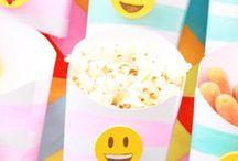 Emoji Party / Emoji, Party, Party Planning, Party Theme,