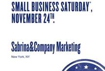 All About Sabrina&Company Marketing / by Sabrina Espinal