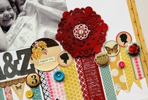 {ScRaP BoOk & PaPeR CrAfTs} / by Rachelle Taysom