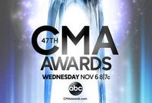 "CMA Awards / Country Music's Biggest Night! ""The 47th Annual CMA Awards"" airs live Wednesday, Nov. 6, 2013 at 8