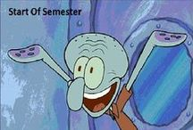 Uni.: Story of my life / My crazy feelings about the university! :P