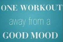 fitness  / by Betsy Mullinax