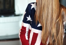 party in the usa / LOVE IT OR LEAVE IT / by Lexie