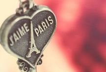 Obsessed with Paris! / by Kandie Sweeney