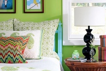 DECORATE BEDROOMS / by Emily B