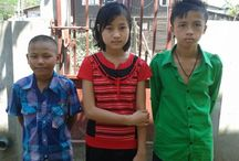 Mission in Burma. / Dr. Johannes Maas,  international president of Worldwide Faith Missions, announces that we are now operating our first children's home in Rangoon. Three precious children are being cared for by our director, Rev. Siang.