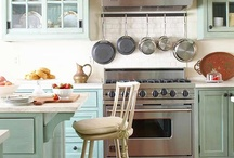 DECORATE KITCHENS / by Emily B