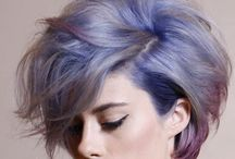Hairs Some Inspiration / Great cuts and colors for inspiration / by Ashley Kerkes